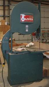 Photo Index - Oliver Machinery Co - No 416-D bandsaw