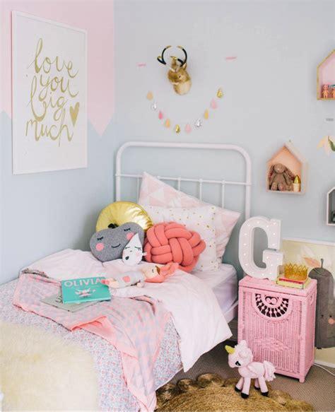 couleur des chambres des filles 10 chambres de petites filles pastels mamans