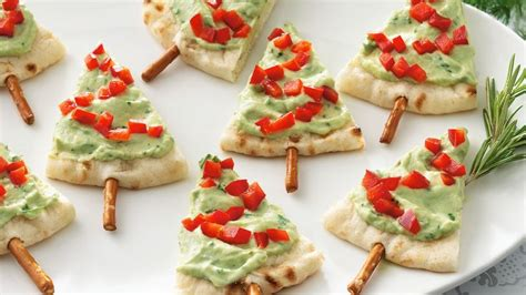 Pita Tree Appetizers Recipe Bettycrockercom