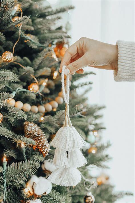 unique bohemian christmas ideas  pinterest boho
