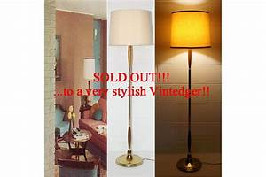 sold mcm teak wood floor lamp the vintedge co With mcm wood floor lamp