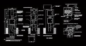Trifasico Dwg Detail For Autocad  U2013 Designs Cad