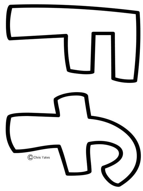 letter f template letter f template letter f week template