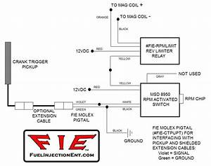 Fie Magnetos  Mechanical Fuel Injection  U0026 Efi  Fuel