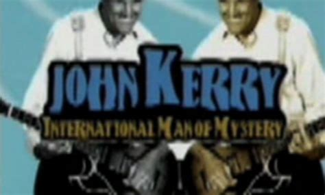 John Kerry, The International Man Of Mystery