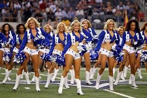 VIDEO   Dallas Cowboys Cheerleaders: ALS Ice Bucket Challenge