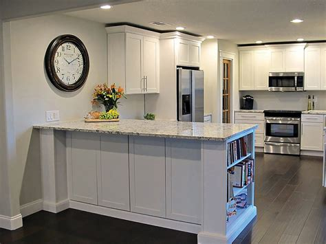 shaker white painted cabinets kitchen ideas 589 painted white cabinets custaf 0287