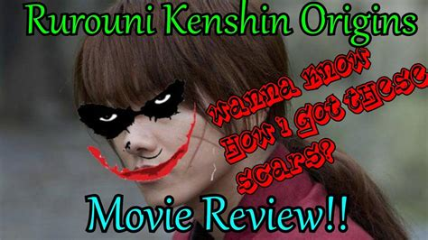 A former assassin who has resolved to never kill again has his vow sorely tested. Good live action anime!? Rurouni kenshin origins review ...