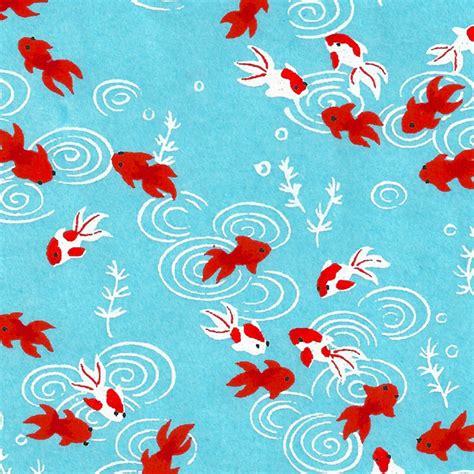 poisson papier japonais adeline klam cr 233 ations