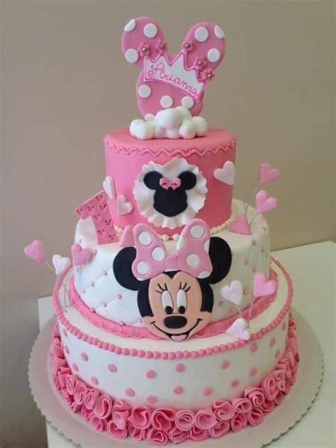 torta minnie  pasta  zucchero tante idee  cake design