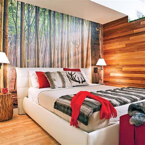 dans la chambre une chambre dans la nature chambre inspirations