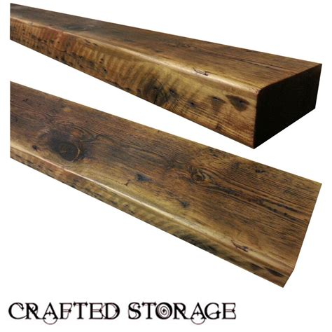 Wooden Floating Shelves by Reclaimed Chunky Floating Shelf Shelves Wooden Free