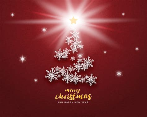 merry christmas  happy  year greeting card  paper