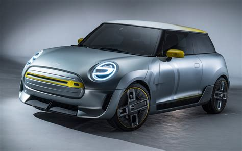 2020 Hd Mini 2017 by Mini Electric Concept 2017 Wallpapers Hd Wallpapers Id