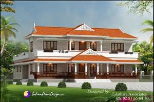 designers home kerala style 2288 sqft villa design traditional floor kerala home design indian home