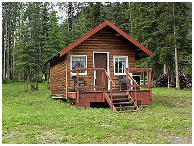 alaska cabin rentals the poplars cground alaska highway toad river b c
