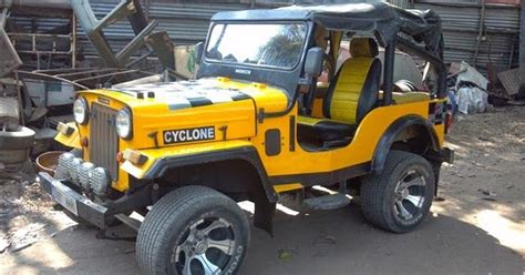 jeep mahindra black listed riderz mahindra jeep modified