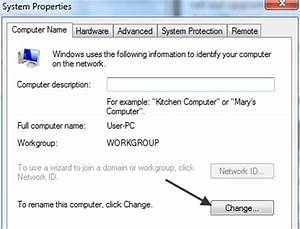 Windows 7/8/10 - How to Join a Domain