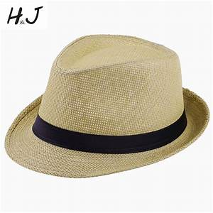 Chapeau De Paille Enfant : style d 39 t enfant soleil chapeau de plage sunhat fedora ~ Melissatoandfro.com Idées de Décoration