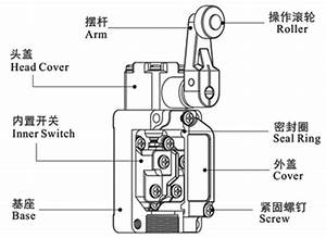 limit switch xz 5 102 china xurui electronic With how to wire a vibration switch