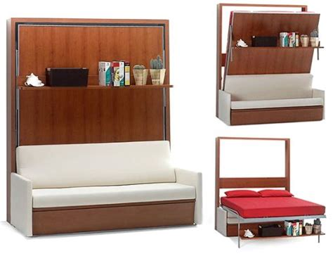 Space Saving Sleeper Sofa by Brilliant Space Saving Bed And Sofa Murphy Sofa Bed