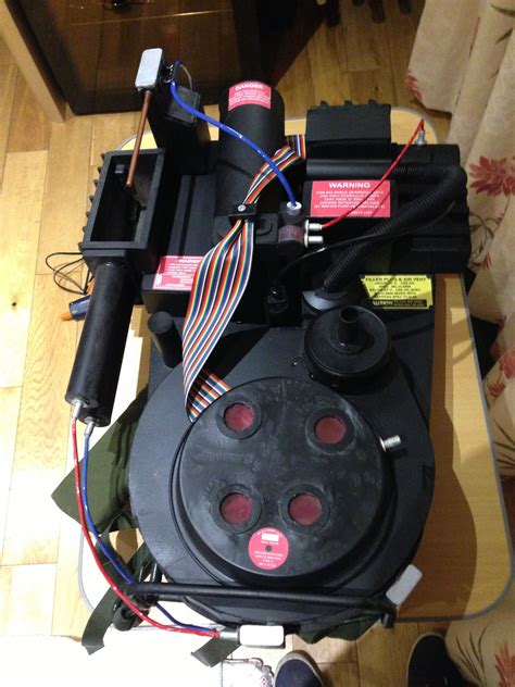 Diy Proton Pack by Diy Proton Pack Ghostbusters Diy And