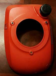Honda Gvc160 Fuel Gas Tank Fan Cover 19610