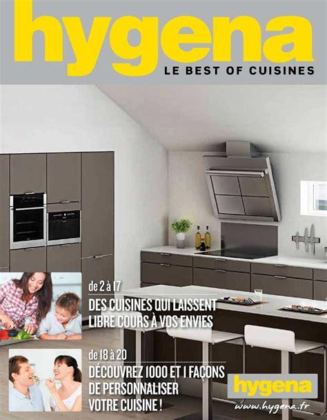 qualité cuisine hygena calaméo catalogue hygena