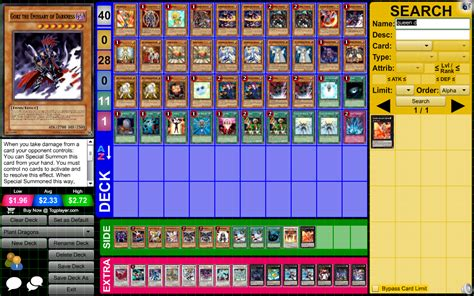 yugioh deck strength tester chaos plant synchro pojo forums