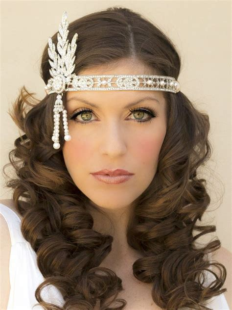 25 best ideas about 1920s hair on 20s hair