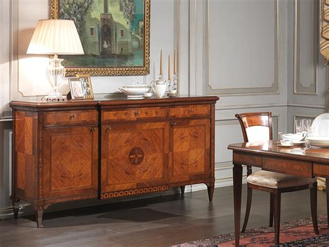 Classic Sideboard Furniture by Sideboard Maggiolini Style Vimercati Classic Furniture