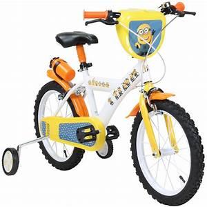 Fahrradständer 16 Zoll : 16 zoll minions kinderrad mit st tzr dern bob ~ Jslefanu.com Haus und Dekorationen
