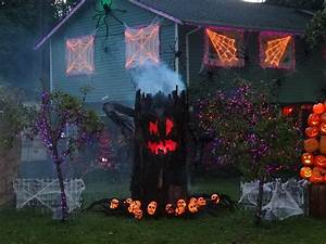 Creepy, And, Scary, House, Decorations, For, Halloween