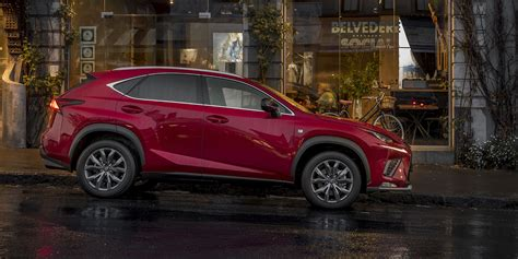 Lexus Nx Photo by 2018 Lexus Nx Pricing And Specs Photos 1 Of 38
