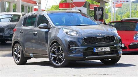 2019 Kia Sportage Facelift, Price, Release Date, Interior