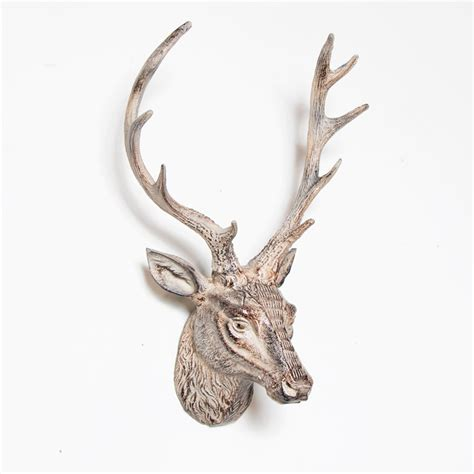 Wall Mounted Stag Head  Melody Maison®. Memphis Hotels With Jacuzzi In Room. Rooms For Rent In Union City Nj. Room Booking. Grow Room Design. Chimney Decor. Wine Rooms. Cheap Living Room Chair. Decorative Pegboard Hooks