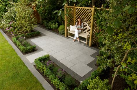 Patio Areas In Gardens by Garden Patio Ideas On A Budget Marshalls