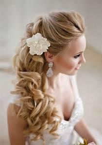 Side Swept Wedding Hairstyles To Inspire Mon Cheri Bridals