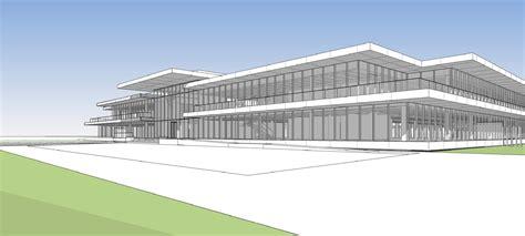 immeuble de bureaux corporate headquarters biomerieux barbanel