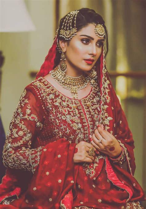 bridal   ayeza khan reviewitpk