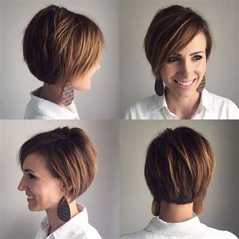 Growing Out Pixie Cut Hairstyles by 2019 Popular Hairstyles For Growing Out A Pixie Cut