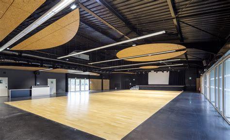 salle de sport mondeville dhd billard durand architectes