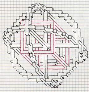 Geometric Patterns Grid Paper