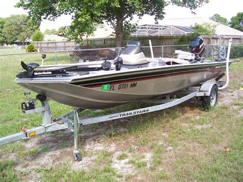 Bass Tracker Crappie Boats For Sale by 04 Bass Tracker Pro Crappie 175 The Hull Boating