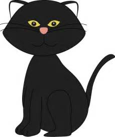 black cat clipart black cat clipart clipartix