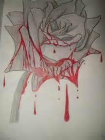 Bleeding Rose by Booo-Ya-MCR on DeviantArt