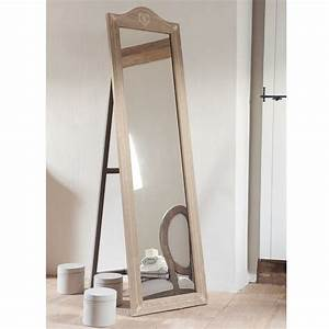 miroir psyche quotcamillequot maison du monde idee deco With camille maison du monde