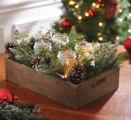 37 exquisite mason jar christmas centerpieces table decorating ideas