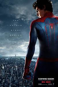 Movie Review The Amazing Spider-Man (2012) | The Dynamic ...