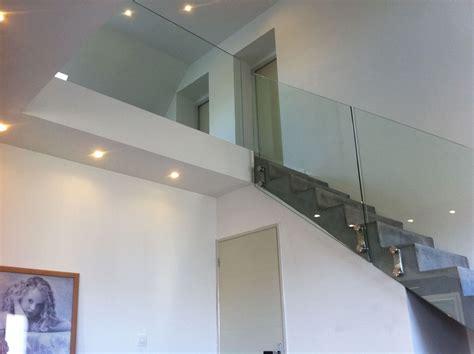 garde corps d ext 233 rieur en m 233 tal 224 panneaux en verre cabourg escalier design 14 d 233 co